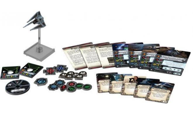Star Wars X-Wing Miniatures Game : Tie Phantom Expansion Pack